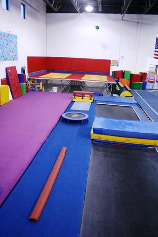 Trampolines--Strip-Floor